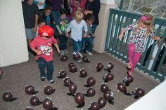 Super Mario Bros Birthday Party Ideas   Photo 1 of 14   Catch My Party