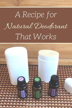 Make a natural deodorant recipe that really works! If you love essential oils, you will love the added benefit that essential oils bring to this deodorant recipe. Made with all natural ingredients. Deodorant Recipes, Homemade Deodorant, Coconut Oil Deodorant, Essential Oil Uses, Doterra Essential Oils, Essential Oil Deodorant, Doterra Oil, Homemade Beauty, Diy Beauty