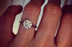 ^^Read information on gold solitaire engagement ring. Check the webpage for more information****** Viewing the website is worth your time. Antique Style Engagement Rings, Platinum Engagement Rings, Solitaire Engagement, Solitare Ring, Diamond Solitaire Rings, Thin Gold Rings, Rings Cool, Antique Rings, Jewels
