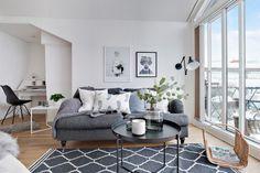 Post: Ventanas de tejado ---> blog decoración nórdica, decoración ático dúplex, decoracion diseño interiores, decoracion dormitorios, estilo nórdico, estilo nórdico escandinavo, tragaluz, Ventanas de tejado, ventanas techo