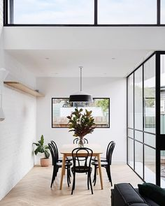 Beautiful Dining Rooms, Beautiful Homes, Interior Styling, Interior Design, Interior Inspiration, Centerpieces, Divider, Bring It On, Patio