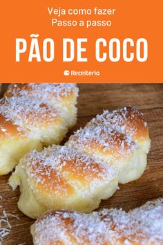 Portuguese Recipes, Food And Drink, Coconut, Low Carb, Cooking Recipes, Pasta, Cake, Desserts, Breads