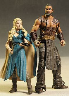 Game of Thrones action figure by Funko Game Of Thrones Figures, Game Of Thrones 3, Tatuagem Game Of Thrones, Game Of Thrones Merchandise, Eddard Stark, Khal Drogo, Black Barbie, Fashion Royalty Dolls, Top Toys