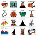 Halloween Bingo – Halloween Bingo.  To create different bingo cards, click on Edit, click on Select All, click on Shuffle.  Repeat to make different bingo cards.