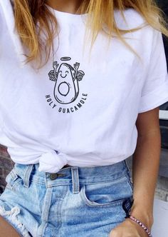 T-Shirts - Holy Guacamole - T-Shirt