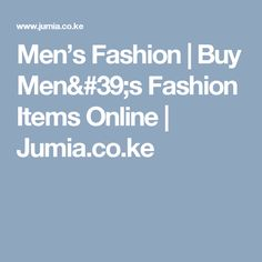 2c13e63aedbe Jumia Kenya - Online Shopping for Electronics, Phones, Fashion