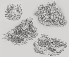 ArtStation - sketch_01, Dmitry DeMoon