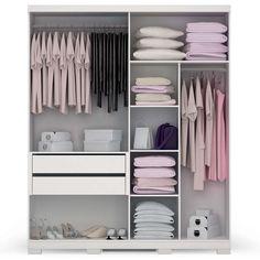 p Wardrobe Design Bedroom, Bedroom Wardrobe, Wardrobe Closet, Bedroom Cupboard Designs, Bedroom Cupboards, Wardrobe Door Designs, Closet Designs, Small Closet Design, Closet Layout