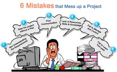 6 Mistakes that Mess up an eLearning Project