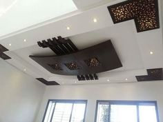 Get amazing Ceiling Design for your home, office and any building of your choice Fall Celling Design, Wooden Ceiling Design, Simple False Ceiling Design, Plaster Ceiling Design, Gypsum Ceiling Design, Interior Ceiling Design, House Ceiling Design, Ceiling Design Living Room, Bedroom False Ceiling Design