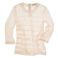 #silk high tea #top #blouse #madewell