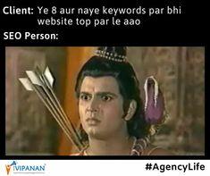 Life of an SEO!  #agencylife