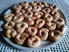 La cucina di ❀ Paola Brunetti ❀: Biscotti al vino