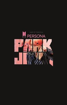 Jimin BTS Map Of The Soul:Persona