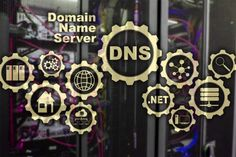 The DNS, it's annual revenues, new TLDs, the secondary domain market, and the future of the DNS. Dns, Flipping, Names, Website, Future, Future Tense