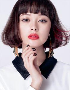 Tina Tamashiro from japan