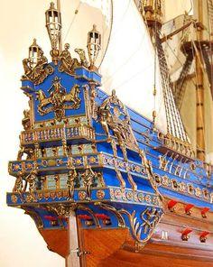 Model Ships   Le Soleil Royal