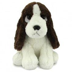 Cachorro de Pelúcia 30 cm - Sentado
