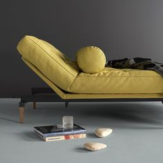 Innovation Living creates Danish design sofa beds for small living spaces. We strive to design manufacture design with focus on function and comfort that makes a difference in life. Innovation Design, Innovation Sofa, Innovation Living, Wood Sofa, Small Space Living, Living Spaces, Sofa Cama Individual, Black Sofa, Vintage Style