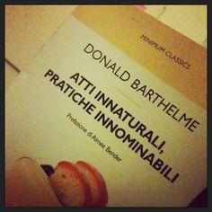 Donald Barthelme