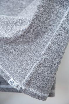 Audience オーディエンス 吊り編み天竺オーバーラップクルーネックグラスポケ付半袖TEE
