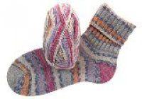 JEDNODUCHÉ PONOŽKY PLETENÉ NA DVOU JEHLICÍCH Slippers, Socks, Homemade, Knitting, Crochet, Pattern, Crafts, Fashion, Hobbies