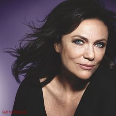 Jacquline Bisset   Still beautiful and alluring and real (no surgery)