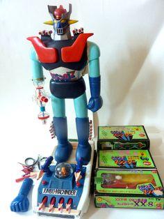 Popy Jumbo Machinder w/ tank 70s/ebay