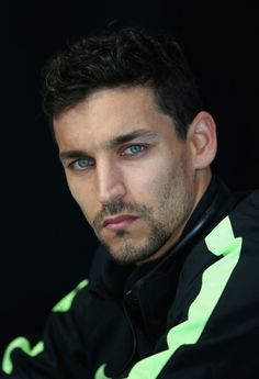 Jesus Navas. Manch City