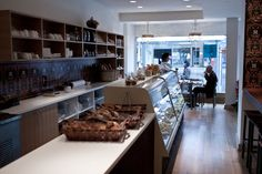 La Boheme Cafe - Amazing Bakery at Yonge & Eg
