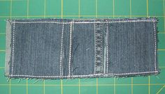 Sewing the Billfold