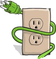 Lower Heat at Bedtime  Energy Tip  Unplug Your Phone  Your mobile phone only takes a couple of hours to charge, so don't leave it plugged in overnight.  Save Tip  Close