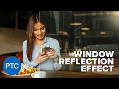 Glass Window Reflection Effect In Photoshop
