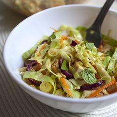 salata: piletina, kupus, šargarepa,...