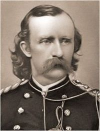 Although Custer graduated last in his class at West Point Military Academy, he quickly rose to prominence during the US Civil War. he became the protégé of Major General Alfred Pleasonton who appointed him Brigadier General just before the Battle of Gettysburg in 1863. As a cavalry officer...