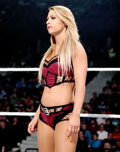 Emma. Known by fans as Evil/Dark Emma after her heel turn. Went from being a prime example of the WWE completely botching a character to being one of the best heels in the company.