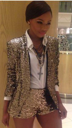 Bonang Matheba  Fashion icon, Business woman, Radio personality,  Face of Revlon SA, Television presenter And more…. When dreams, Ambition, passionate nd hard work meet… Me love… #inspired