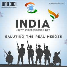 Today is a day to feel proud of being a part of this great nation. May this spirit of freedom leads us all to success and glory in life. Happy Independence Day! May you enjoy this freedom of speech, freedom of thoughts and freedom of choice for the rest of your life. . Lets salute the real Heroes of india..! . . Follow us at @unodigi @unodigi @unodigi  . #rakshabandhan #unodigi #digitalagency #webdesign #socialmedia #hyderabad #vizag #work #godigital #web #mobile #ecommerce #Social #leads… Freedom Of Speech, Happy Independence Day, Hyderabad, Ecommerce, Web Design, Rest, Spirit, Success, Social Media