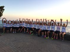 Gemma Cartwright`s Parkinson Charity Running Group is preparing for the Lanzarote International Marathon 2015 at the Disco Night Urban Race! #4Parkinson