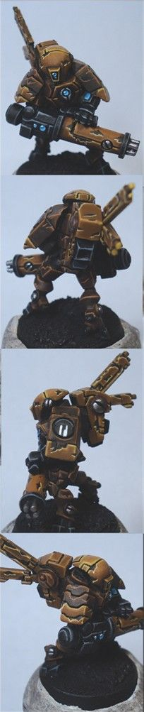 Tau Stealth Suit