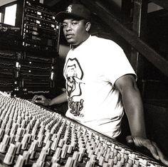 Dr. Dre (unknown, circa 1993) © Chi Modu