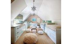 Got an attic? If you're just using it as a storage area then you might want to rethink that whenyou get a look at some of these great ideas for your attic. You'll be amazed what a touch of creativity and ingenuitycan do to transform your attic into a wonderful space in your home. Though they are usually difficult to access, attics are often perceived as a whimsical place because they offer a lot of privacy. It can be your havenon days when you just want to get away from the stress ...
