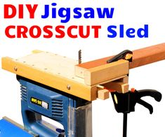 One of the first tools many, if not most woodworkers recommend for beginners, after a cordless drill, is a jigsaw. I used to disagree with that, and say a circular...