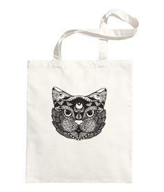 Cat Cloth Bag