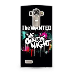 The Wanted We Own The Night LG G4 Case