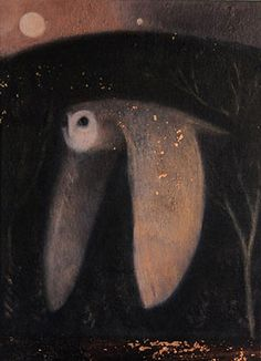 Moving through darkness, Catherine Hyde