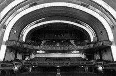 Teatro Cine Fraga. Vigo. 1970