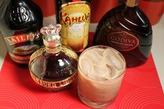 In honor of National Liqueur Day, which is October 16th, I decided to look in my liquor cabinet to see what I had on hand to make a celebratory drink. Oh my, I had no idea I had so many different t…