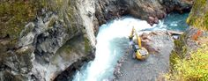 DAM REMOVAL BRINGS RIVERS BACK TO LIFE