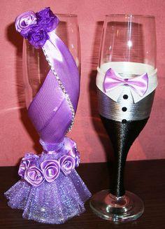 verre de champagne mariage - Recherche Google